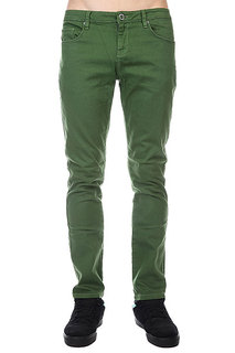 Штаны прямые Volcom Chili Chocker Green