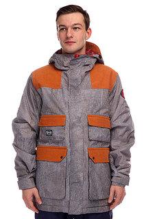 Куртка Analog Alder Hickory Stripe