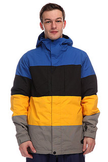 Куртка Burton Encore Cyanide Colorblock Multi