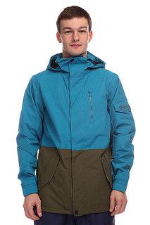 Куртка Burton Latitude Jacket Pipeline Keef Blue/Green