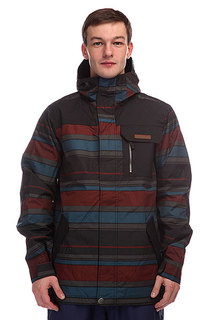 Куртка Burton Poacher Black Leeds Stripe