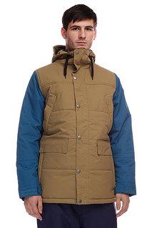 Куртка Burton Shackleton Dark Chino/Riptide