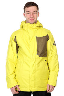 Куртка Burton Mb Hostile Jk Toxin/Hickory