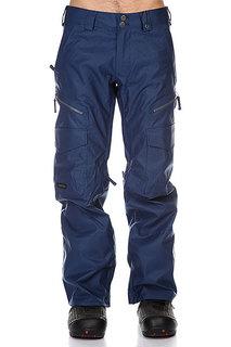 Штаны сноубордические Burton Twc Cannon Pants Atlantic