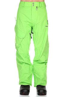 Штаны сноубордические Volcom Ventral Pant Lime