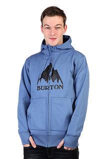 Толстовка сноубордическая Burton Mb Bonded Hdd Dutch Blue