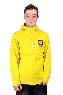 Толстовка сноубордическая Burton Mb Bonded Hdd Empire Yellow