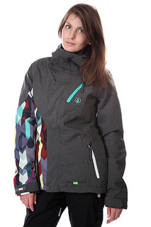 Куртка женская Volcom Fawn Ins Jacket Brushed Nickel