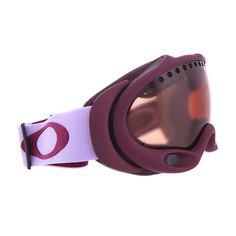 Маска для сноуборда Oakley A Frame Grape Wine W/ Vr28