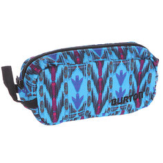 Пенал Burton Accessory Case Blue-ray Noveau Neon