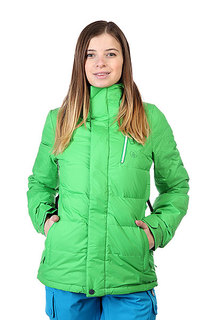 Куртка женская Volcom Fw14-15 Powder Puff Down Jacket Apple