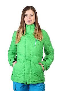 Куртка женская Volcom Fw14-15 Powder Puff Down Jacket Apple