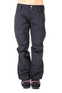 Штаны сноубордические женские Burton Fw14-15 Wb Lucky Pants True Black