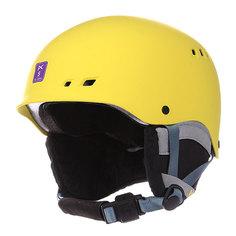 Шлем для сноуборда женский Anon Wren Yellow