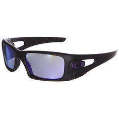 Очки Oakley Crankcase Matte Black/Violet Iridium