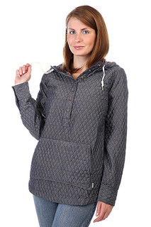 Толстовка женская Burton Wb Cabo Pullover Monument Heather