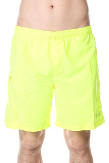 Шорты пляжные Oakley Classic Volley Neon Yellow