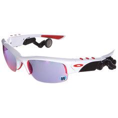 Очки Oakley O Rokr Pro White/+red Xl