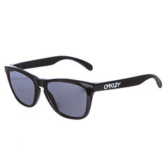 Очки Oakley Frogskins Polished Black/Grey