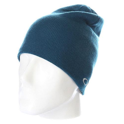 Шапка носок Oakley Fine Knit Beanie Moroccan Blue