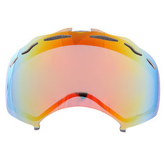 Линза для маски Oakley Repl. Lens Splice Dual Vented Fire Polarized
