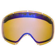 Линза для маски Oakley Repl. Lens Crowbar Dual Vented/H.i. Amber Polarized