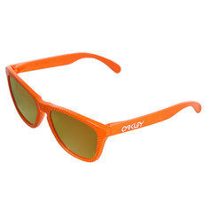 Очки Oakley Frogskin Atomic Orange/Fire Iridium