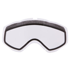 Линза для маски Oakley Repl. Lens Twisted Dual Vented/Clear