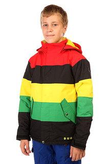 Куртка детская Burton Symbol Brnr/Tblk/Peeps/Trf