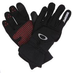 Перчатки сноубордические Oakley Core Windstopper Glove Black