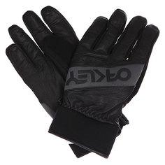 Перчатки сноубордические Oakley Factory Winter Glove Black