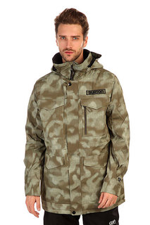 Куртка Burton Twc Cannon Jk Keef Jungle Dot Camo