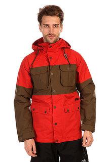 Куртка Burton Mb Frontier Jk Campfire/Woody