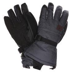 Перчатки сноубордические Burton Mb Warmest Glove Bog Grey/Black