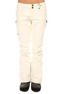 Штаны сноубордические женские Burton Twc High-jinx Pt Stout White
