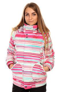 Куртка женская Burton Wb Trinity Jk Stout Wht Hitide Stp