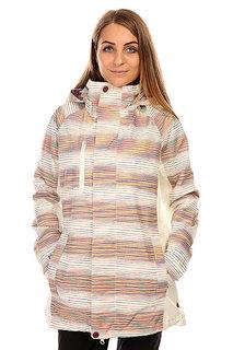 Куртка женская Burton Wb Prism Jk Space Dye Stripe
