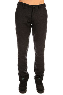 Штаны прямые Burton Mb Wool Pant True Black