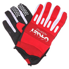 Перчатки Oakley Factory Glove Red Line