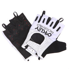 Перчатки Oakley Factory Road Glove White