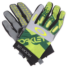 Перчатки Oakley Factory Lite Glove Atomic Green