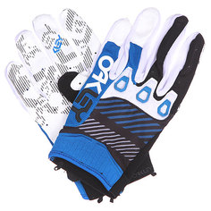 Перчатки Oakley Automatic Glove Blue