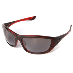 Очки женские Oakley Disobey Red Tortoise/Black Grey Gradient