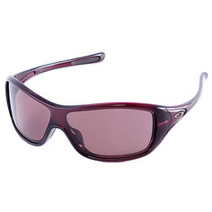 Очки женские Oakley Ideal Crystal Raspberry Oo Grey Polarized