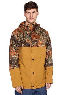 Куртка Burton Mb Squire Jk Fleck Camo/Hashed