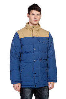 Куртка зимняя Burton Hrtg Down Jk Atlantic/Antique