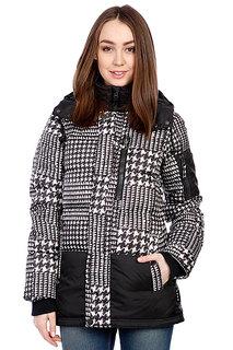 Куртка зимняя женская Burton Lamb Down Jk Big Houndstooth