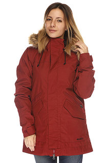 Куртка женская Burton Wanderlust Jacket Redwood