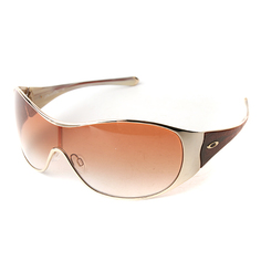 Очки Oakley Breathless Polished Gold/Brown Gradient