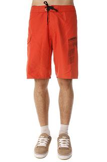 Пляжные мужские шорты Analog Transpose Trunk Bs Cardinal Red